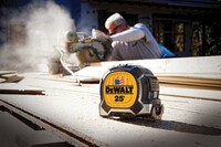 New DEWALT Tape is Tough Beyond Measure