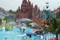 Meet Vietnam's Unique Buddhism-Themed Waterpark