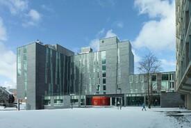 Ernie Davis Hall at Syracuse University