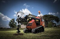 Ditch Witch SK752 Mini Skid Steer