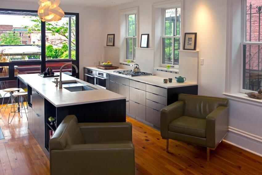 Merit Award, Kitchen Remodeling $50,000 - $100,000: Saved for Modernity