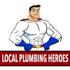 Local Plumbing Heroes Logo
