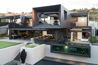 Every Room With a View: Kloof Road House