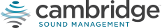 Cambridge Sound Management, LLC Logo