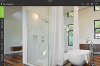 Dream Bathrooms Trends: Fewer Tubs, More Walls Around Toilets