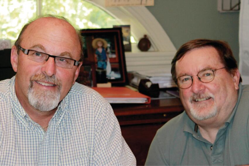 Pacesetters 2012: Bob Griffiths and Wayne Rowland, Griffiths Construction