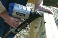 Duo-Fast DF150S-TC Nailer; Lightning Clamp