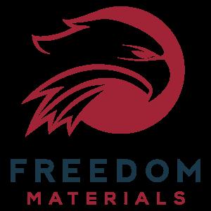 Freedom Materials logo