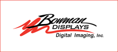 Bowman Displays Digital Imaging, Inc. Logo