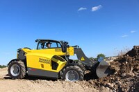 Wacker Neuson Telehandler Offers Versatility With a 3 in 1 Machine