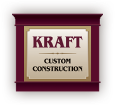 Kraft Custom Construction Logo