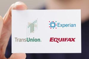 Experian is one of the three primary credit score companies for consumers.