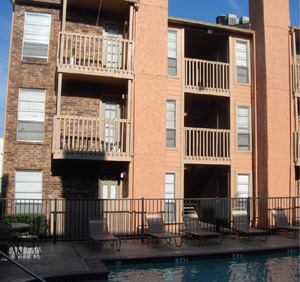 The 297-unit Chapel Oaks in Dallas scored more than $7 million in refinancing despite a signficant stall in multifamily lending.