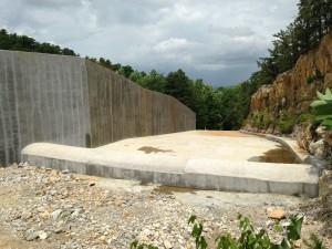Coles Run Dam
