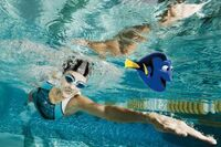 SwimToday Hopes to Reel in More Kids with Dory, Summer Olympics