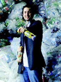 TerraCycle CEO Tom Szaky