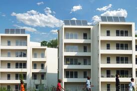 Three Sustainable Apartment Blocks