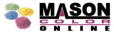 Mason Color Works, Inc. Logo