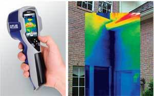 POWER TOOL: Energy Star program director Sam Rashkin predicts cuts in prices for infrared cameras will make them more popular. The cameras can show visibly where a house is leaking heat. Rashkin believes the devices will trigger demand for more insulation in homes and better installation practices.