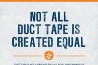 More Than You Ever Wanted to Know About Duct Tape