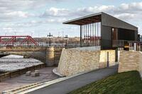 Principal Riverwalk Hub Spot, Des Moines, Iowa