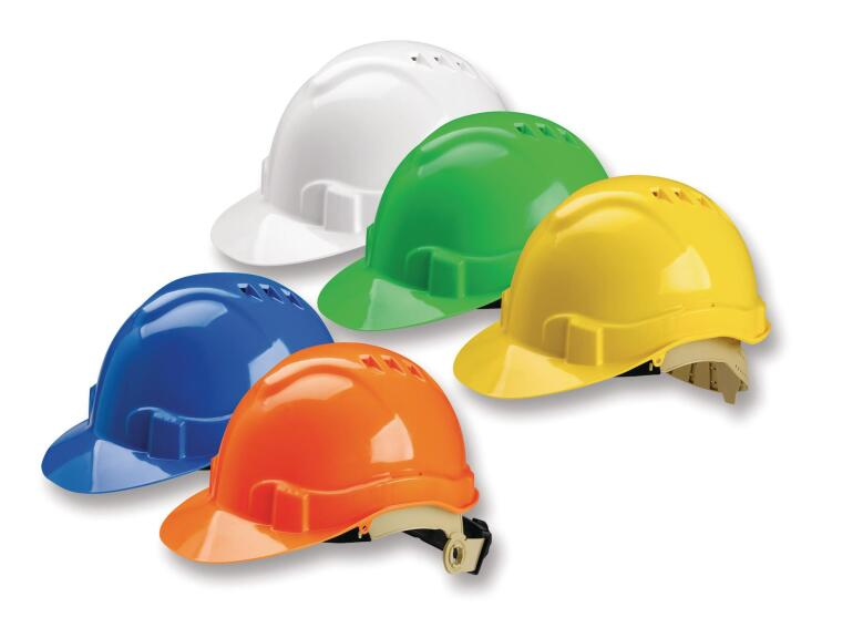 Gateway Safety Serpent Ventilated Safety Helmet