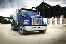 Newest Trucks and Equipment