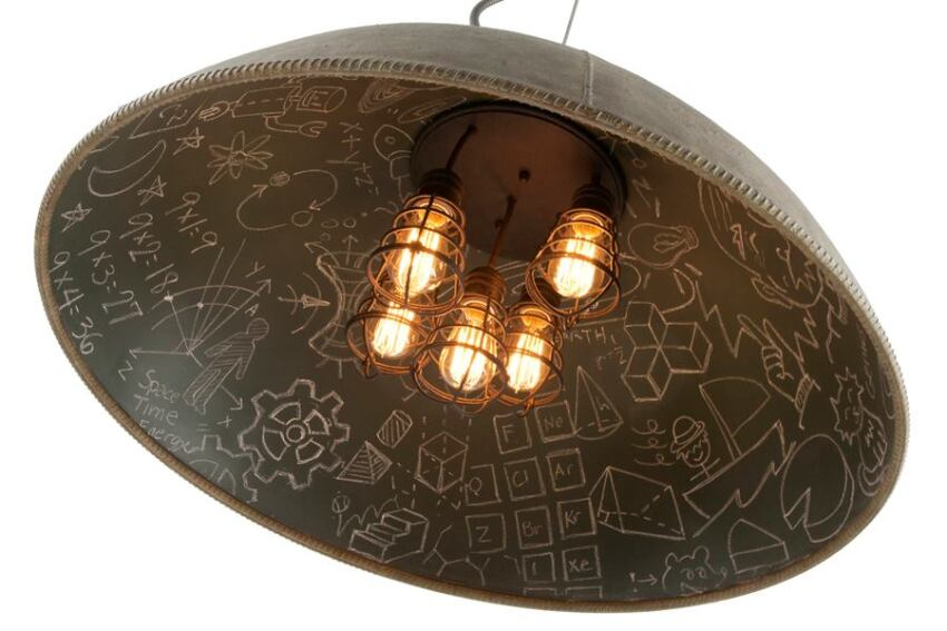 Troy Lighting's Relativity Pendant