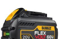 The FlexVolt Battery Platform