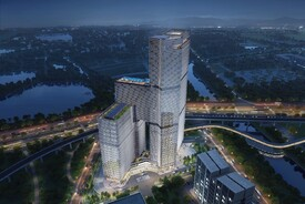 Nansha Kingboard Free Trade Zone Mixed-use Project