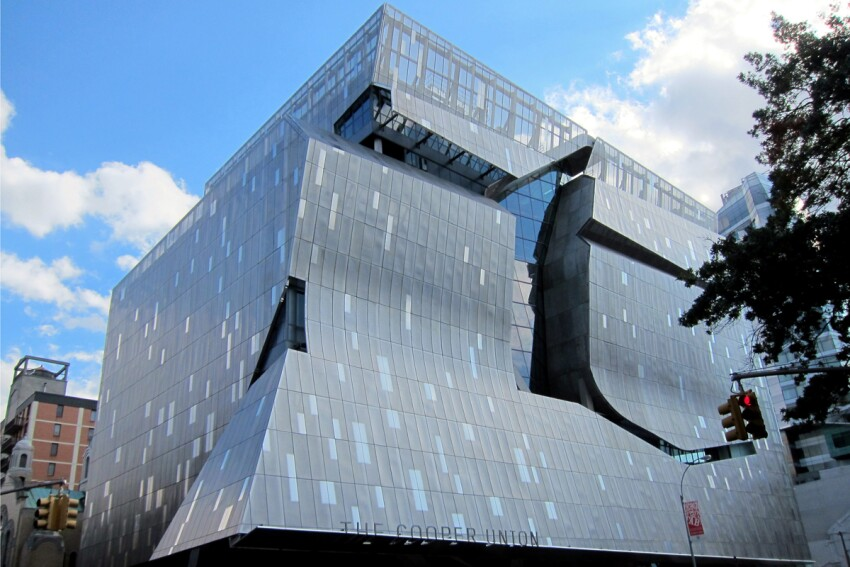 Cooper Union to Introduce Tuition