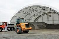 Choosing a salt storage building