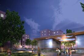 Red Hook Houses – Sandy Resiliency & Renewal Program