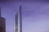HOK's Hertsmere House Will Be the Tallest Residential Tower in Western Europe