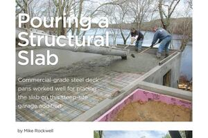 Structural Slab Costs
