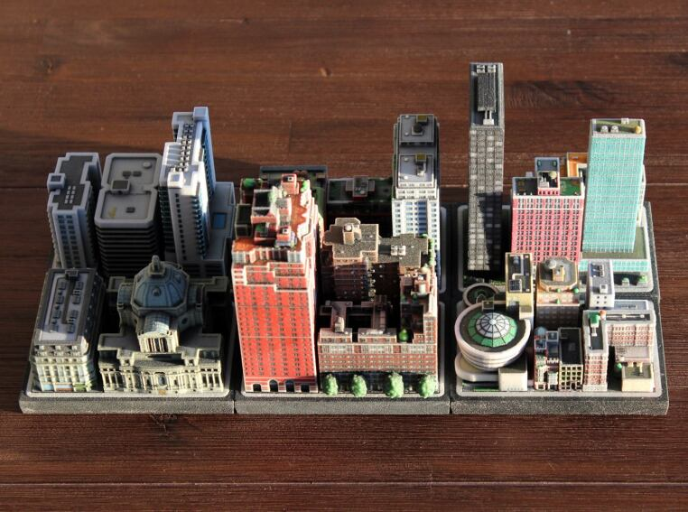 Ittyblox: A 3D-Printed City for the Armchair Urbanist