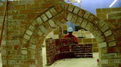 Students progress through the 960-hour or 600-hour bricklaying courses at their  own pace.