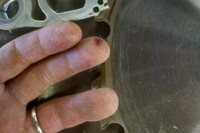 A Close Call With a Saw