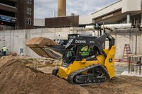 Compact track loader from John Deere
