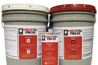 Curecrete Distribution Inc. CreteFill Pro Series
