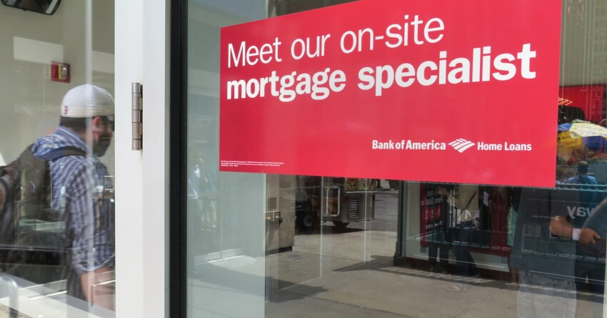 Mortgage applications drop amid sharp jump in rates