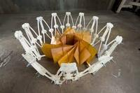 Origami Inspires NASA Solar Panels