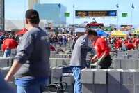 WOC 2015: MCAA Fastest Trowel on the Block