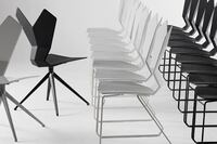 Six Chairs for Smart Contemporary Seating