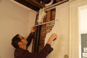 Repairing Plaster Interiors