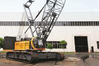 Sany America ASCC8150 Crawler Crane