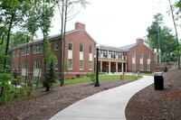Wake Forest Welcome Center