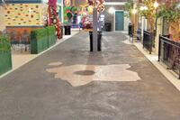 Playing with Decorative Concrete