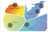 Across the Institute: In Las Vegas, Biskra, Algeria, St. Louis, Philadelphia, Portsmouth, N.H.