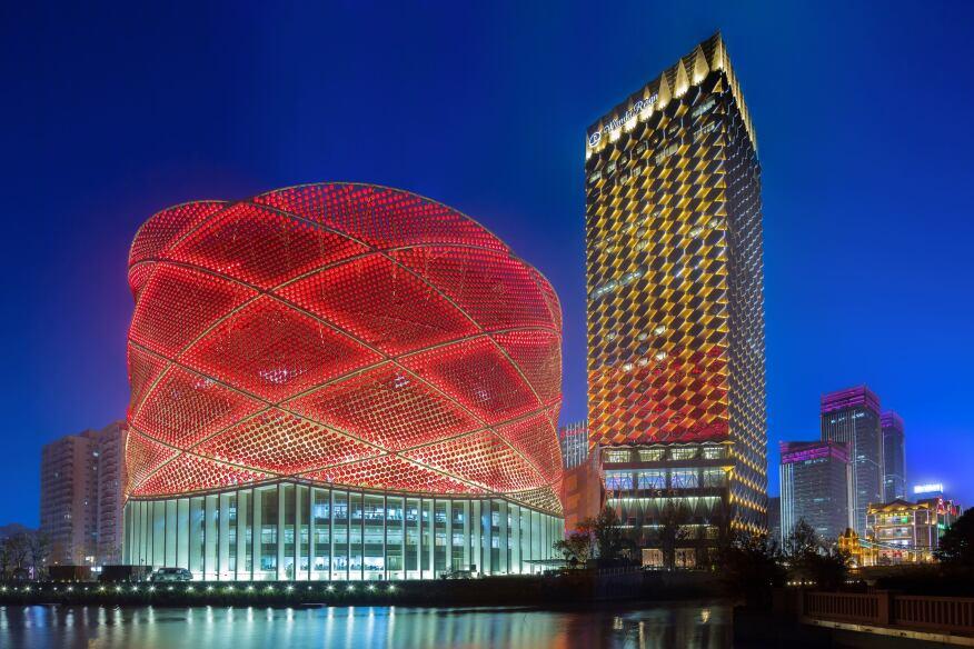 32nd Annual Iald International Lighting Design Awards